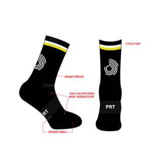 Race Team socks black