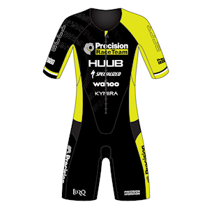 Race Team custom Huub Anemoi tri suit
