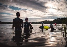 1:1 and Small Group Open Water Swim Coaching